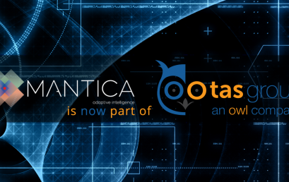 MANTICA is now part of TAS Group